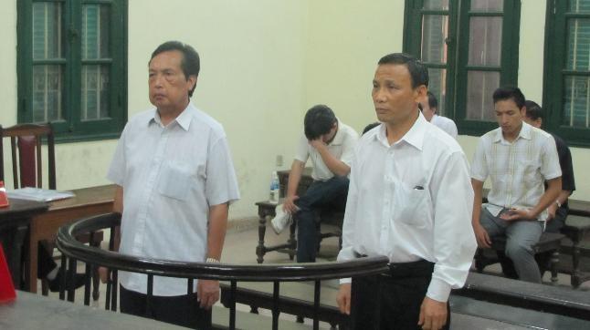 Nguyên tổng giám đốc bị phạt 5 năm tù ảnh 1