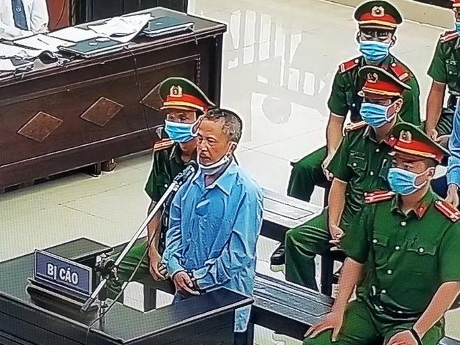 Xét xử vụ án đặc biệt nghiêm trọng tại xã Đồng Tâm: Viện kiểm sát đề nghị áp dụng mức án tử hình đối với 2 bị cáo ảnh 3