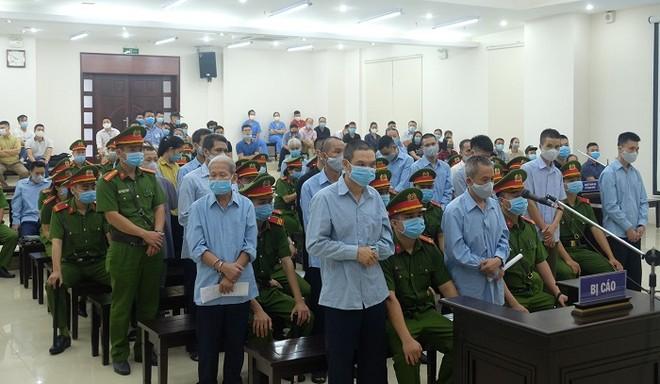 Xét xử vụ án đặc biệt nghiêm trọng xảy ra tại xã Đồng Tâm: Các bị cáo tiếp tục được hưởng sự khoan hồng ảnh 1