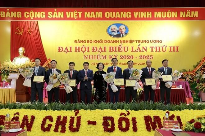 Tổ chức Lễ Gắn biển hai công trình chào mừng Đại hội Đại biểu toàn quốc của Đảng ảnh 1