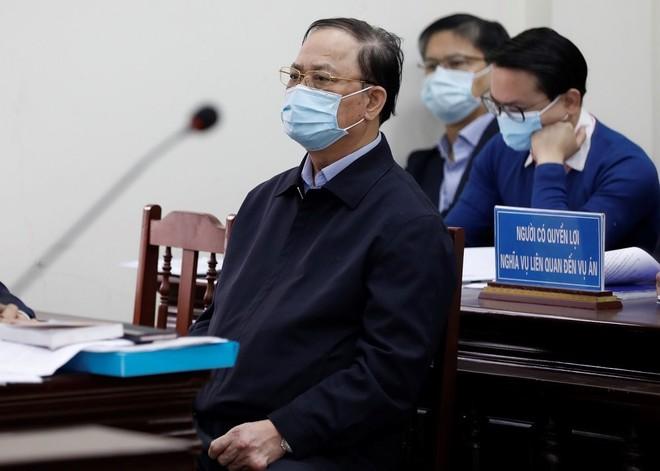 Xét xử phúc thẩm cựu Đô đốc Nguyễn Văn Hiến và các bị cáo liên quan ảnh 1