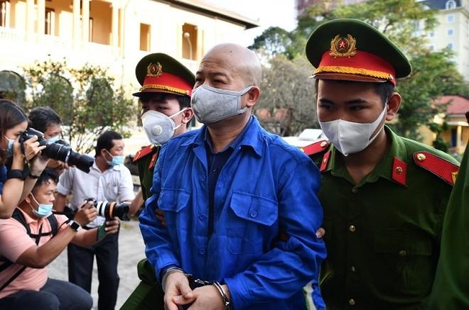 Ông Đinh La Thăng và cựu Thứ trưởng Bộ GTVT hầu tòa vụ thất thoát hơn 725 tỷ đồng ảnh 2