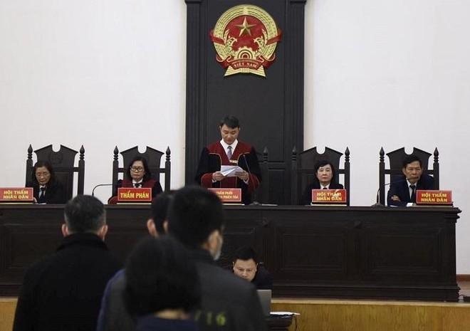 """""""Trùm"""" đa cấp Lê Xuân Giang ngồi tù không xác định ngày về ảnh 1"""