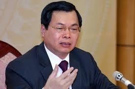 Tiến hành xét xử cựu Bộ trưởng Vũ Huy Hoàng ảnh 1