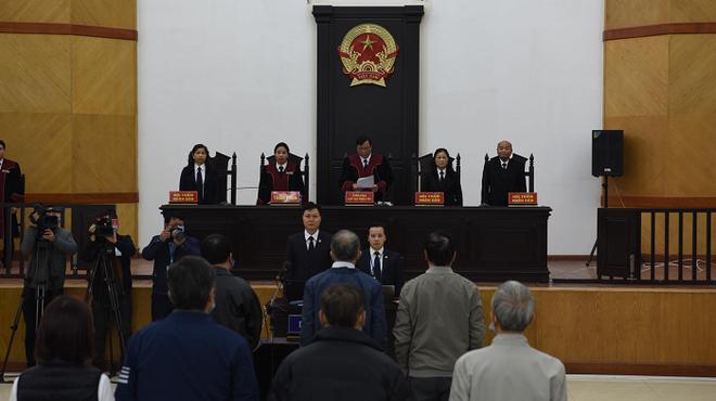 Hoãn phiên xét xử cựu Bộ trưởng Vũ Huy Hoàng và các bị cáo liên quan ảnh 1