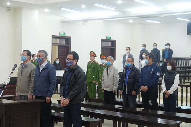 Hoãn phiên xét xử cựu Bộ trưởng Vũ Huy Hoàng và các bị cáo liên quan ảnh 3