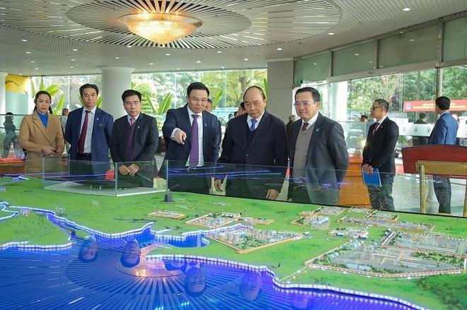 Thủ tướng Nguyễn Xuân Phúc: Petrovietnam trong khó khăn càng vững vàng, trước thử thách càng bản lĩnh ảnh 2