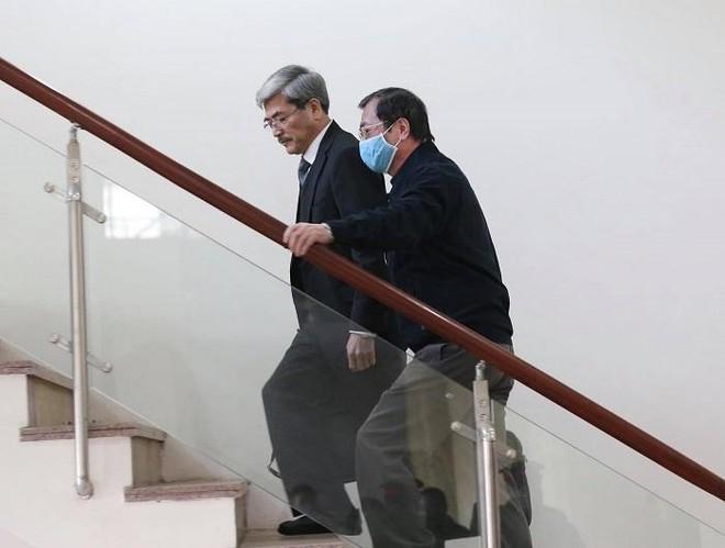 Lại hoãn phiên xử cựu Bộ trưởng Vũ Huy Hoàng vì một số người liên quan ảnh 1