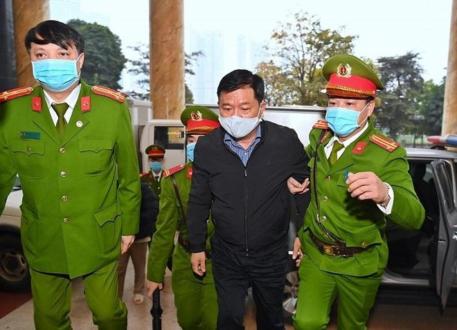 Hoãn phiên tòa xét xử bị cáo Đinh La Thăng và các bị cáo liên quan ảnh 1