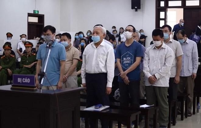 Nhóm cựu lãnh đạo GPBank gây thiệt hại hàng trăm tỷ đồng lĩnh án ảnh 1