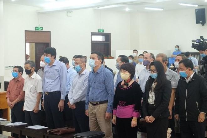 Xét xử vụ Gang thép Thái Nguyên: Luật sư truy vấn về khoản tiền gần 2.300 tỷ đồng ảnh 1