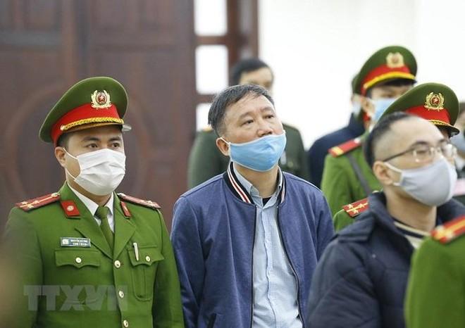 Vụ Ethanol Phú Thọ: Trịnh Xuân Thanh kháng cáo toàn bộ bản án sơ thẩm ảnh 1