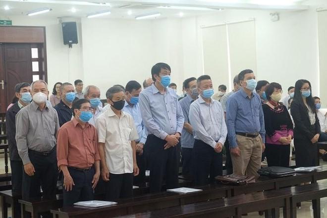 Xét xử vụ Gang thép Thái Nguyên: Luật sư đồng loạt đề nghị chuyển tội danh ảnh 1