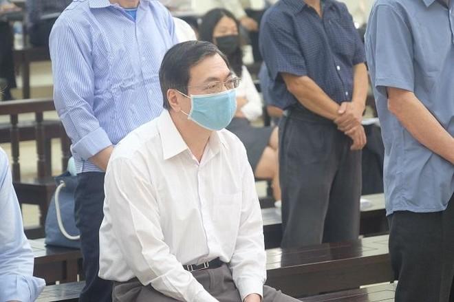 Vụ thất thoát hơn 2.700 tỷ đồng: Cựu Bộ trưởng Vũ Huy Hoàng nói không biết nhiều về Sabeco ảnh 1