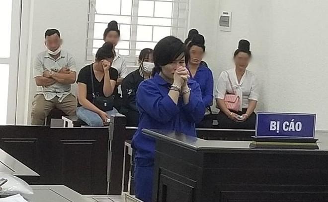 Người đàn bà nhận án tử sau lần giấu bánh ma túy vào… áo ngực ảnh 1