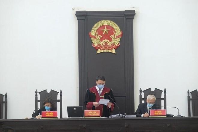 Giám đốc Tài chính Công ty Nhật Cường bị tuyên phạt 14 năm tù ảnh 1