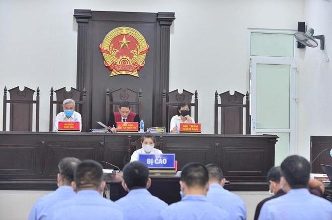 """Nhóm cựu cán bộ Thanh tra Giao thông """"bảo kê"""" xe vi phạm khai thế nào? ảnh 1"""