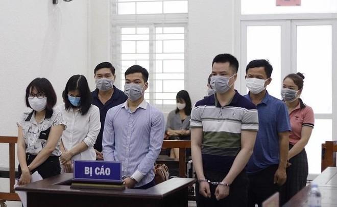 """Tuyên án nhóm đối tượng tổ chức cho người khác trốn đi Hàn Quốc với """"vỏ bọc"""" doanh nhân ảnh 1"""