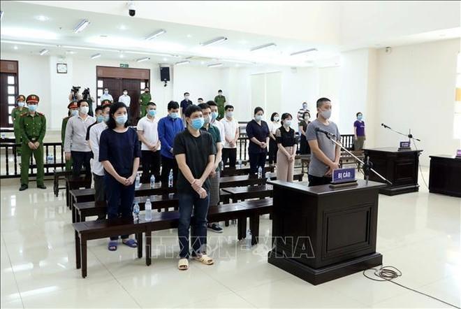 Nhiều bị cáo trong vụ Công ty Nhật Cường buôn lậu kháng cáo ảnh 1