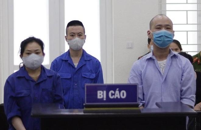 Bộ 3 ở tù không xác định thời hạn vì đưa ma túy về Hà Nội tiêu thụ ảnh 1