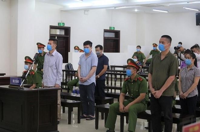 Đề nghị bác kháng cáo của nguyên Giám đốc CDC Hà Nội và đồng phạm ảnh 1