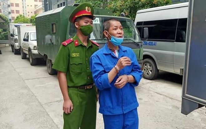 Đối tượng tàng trữ ma túy bị bắt ngay trước cửa nhà mình ảnh 1