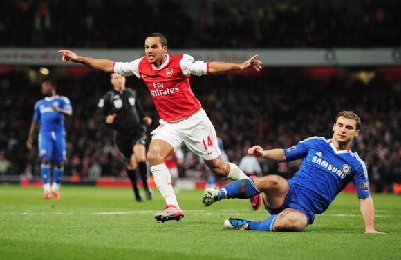 Chelsea – Arsenal: Chiến thắng làm quà mừng HLV Wenger ảnh 1