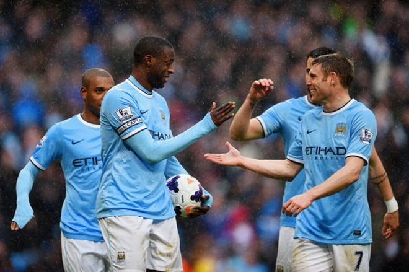 Đội hình tiêu biểu Premier League vòng 31: Vòng đấu của cơn mưa bàn thắng ảnh 2