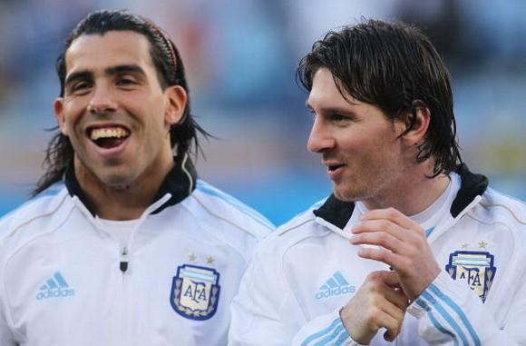 Tevez: Không đá World Cup thì tôi đi biển ảnh 1