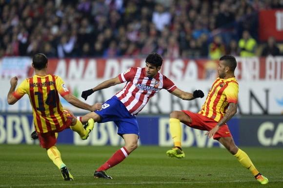 Barcelona - Atletico Madrid: Chờ Messi và Costa so tài ảnh 1