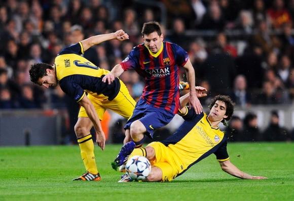 """Barcelona 1-1 Atletico Madrid: Tấn công """"điên cuồng"""", nhưng... hút chết! ảnh 1"""