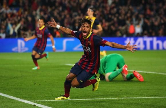 """Barcelona 1-1 Atletico Madrid: Tấn công """"điên cuồng"""", nhưng... hút chết! ảnh 3"""