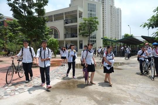 Hà Nội : 6 trường THPT không được tuyển sinh lớp 10, năm học tới ảnh 1