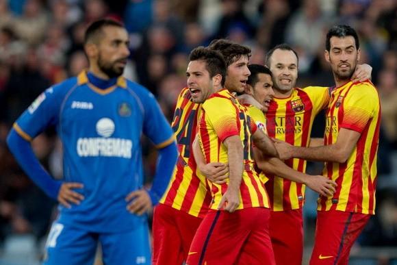 Pedro: Barca sẽ phớt lờ lệnh cấm chuyển nhượng ảnh 1