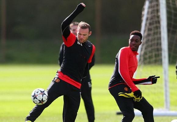 Rooney sẵn sàng tiêm thuốc giảm đau để được thi đấu