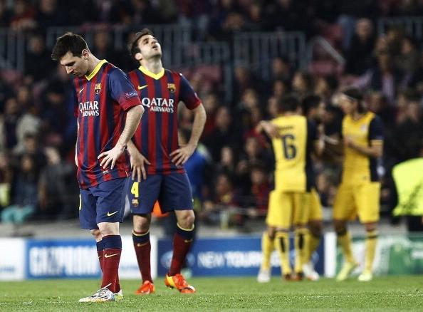Iniesta: Bất cứ sai lầm nào cũng sẽ khiến Barca phải trả giá ảnh 1