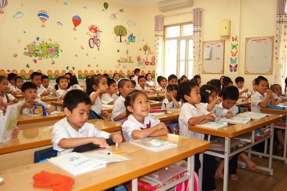 Giáo viên THCS sẽ tham gia đánh giá học sinh lớp 5 kỳ thi cuối cấp ảnh 1