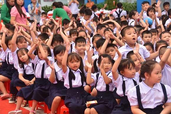 Cả nghìn học sinh lớp 1 thiếu chỗ học, TP.HCM tìm hướng nhận toàn bộ vào học ảnh 1