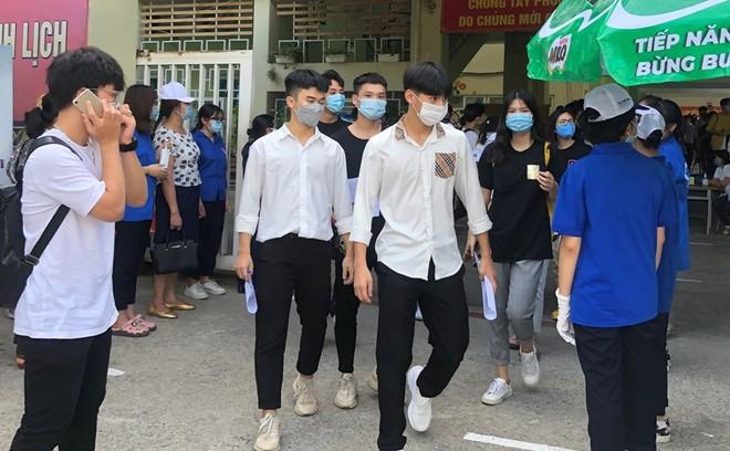 Thí sinh Đà Nẵng đoạt ngôi Thủ khoa khối B cả nước với điểm 10 tuyệt đối 3 môn ảnh 1