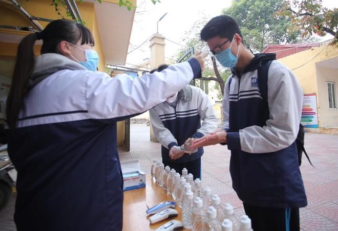 Đưa phòng chống dịch bệnh vào chuyên đề giáo dục kỹ năng cho học sinh Hà Nội ảnh 1