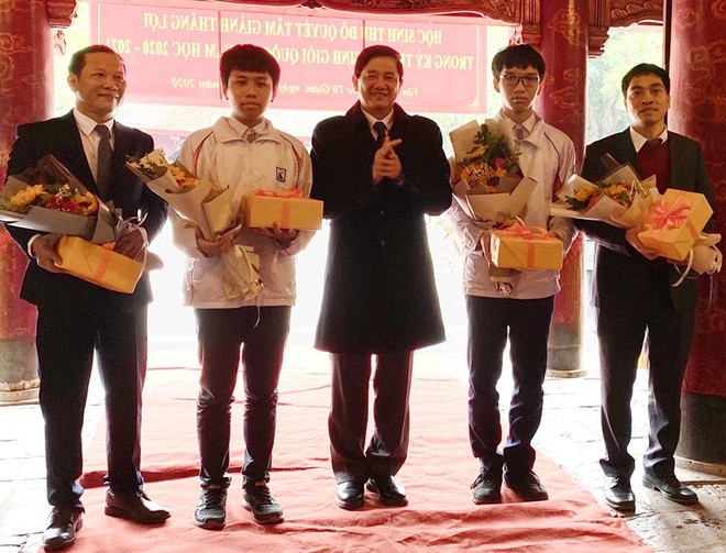 Hà Nội giành 139 giải học sinh giỏi quốc gia 2020 ảnh 1