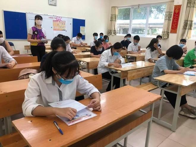 Hà Nội công khai những trường hợp chưa đủ điều kiện tuyển sinh lớp 10 năm 2021 ảnh 1