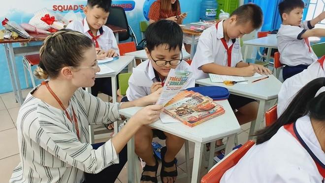Triển khai rộng công nghệ học tiếng Anh mới vượt trội so với học tiếng Anh giao tiếp thông thường ảnh 1