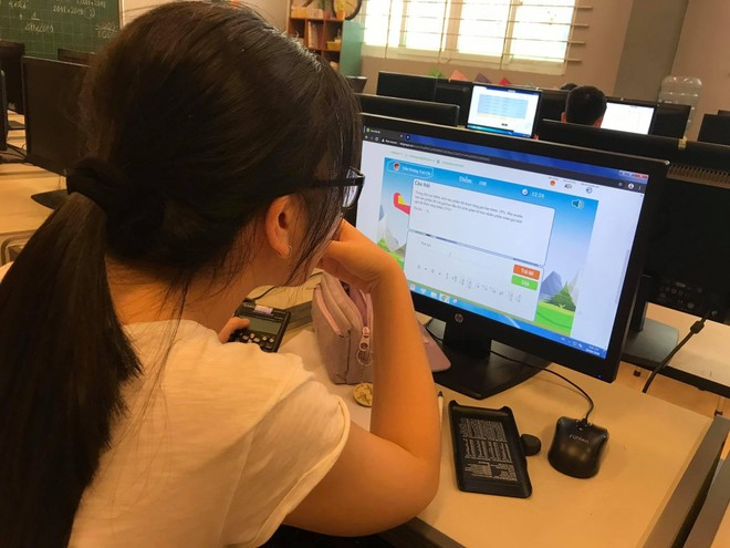 Học sinh Hà Nội thi thử tốt nghiệp THPT trong 3 ngày cuối tháng 5 ảnh 1