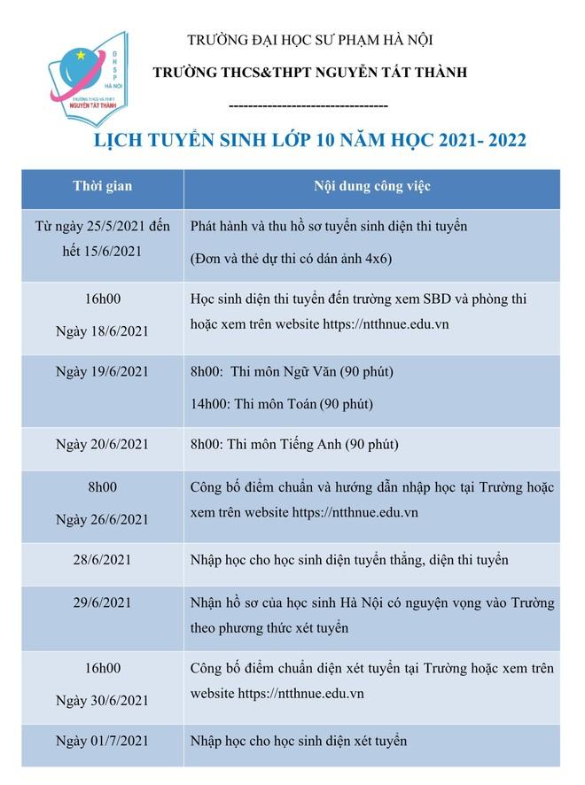 Trường hot Hà Nội bỏ tuyển thẳng lớp 10 với chứng chỉ quốc tế ảnh 1