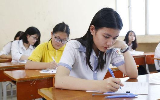 Tuyển sinh lớp 10 Hà Nội: Vật dụng nào thí sinh không được mang vào phòng thi? ảnh 1
