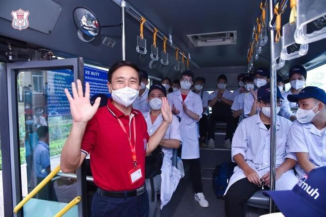 Hàng nghìn cán bộ, sinh viên Y dược lên đường chi viện tâm dịch Bắc Ninh, Bắc Giang ảnh 1