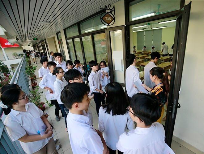 Hà Nội đưa ra căn cứ để xác nhận thí sinh thuộc diện F0, F1, F2 kỳ thi tuyển sinh lớp 10 ảnh 1