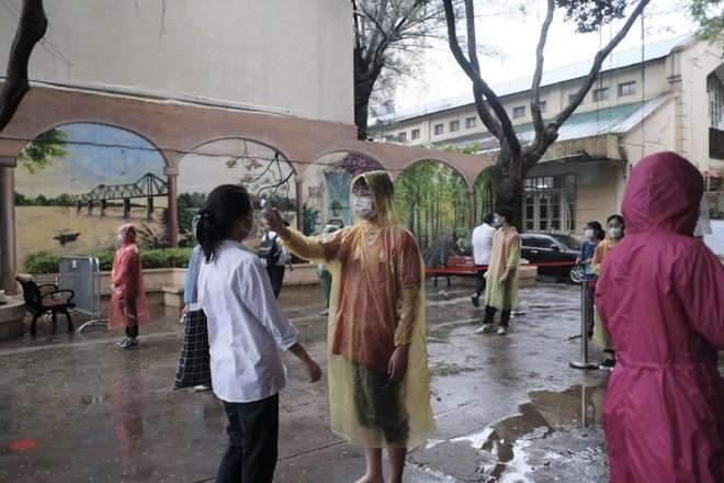 """Hà Nội xây dựng kịch bản cho học sinh """"vùng xanh"""" đi học trở lại ảnh 1"""