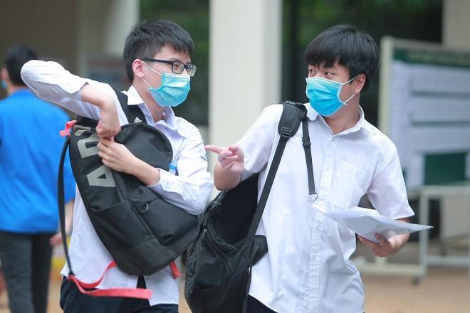 Học sinh Hà Nội không thi tốt nghiệp THPT đợt 2, sẽ được xét đặc cách ảnh 1